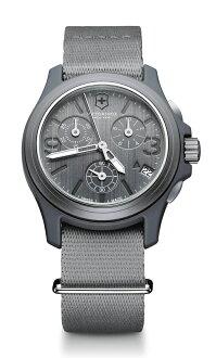 VICTORINOX 241532 'Active ORIGINAL CHRONOGRAPH Navy-grey'