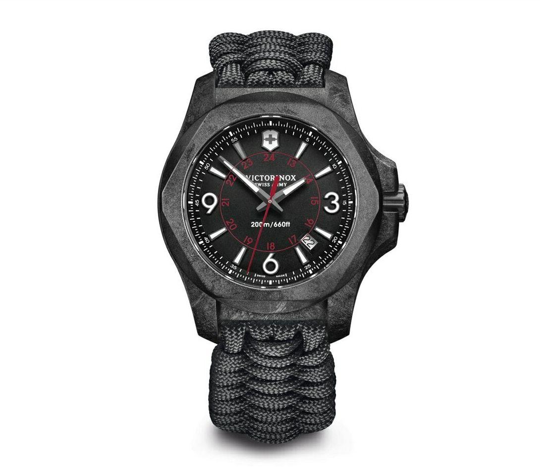 正規品 VICTORINOX ビクトリノックス 241776 イノックス カーボン 腕時計