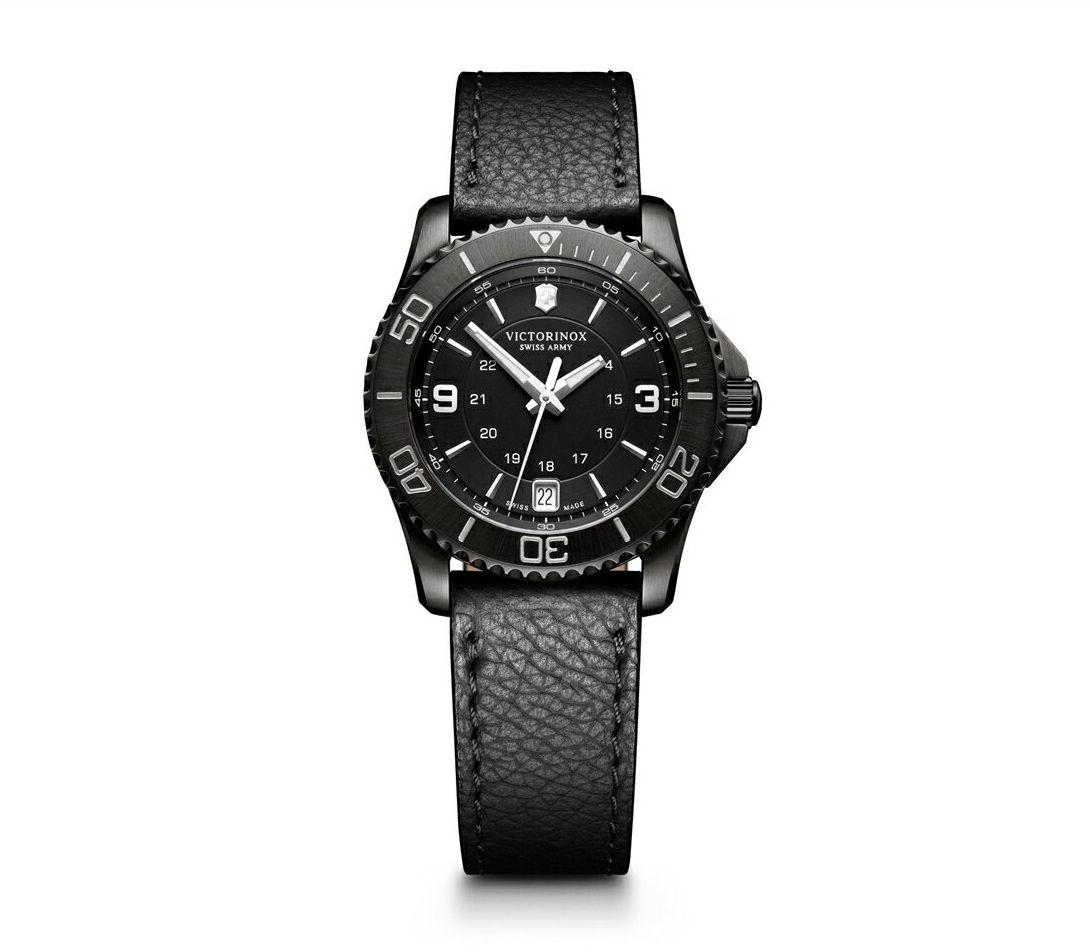正規品 VICTORINOX ビクトリノックス 241788 マーべリック スモール ブラックエディション 腕時計
