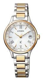 【今ならオリジナルトートバッグプレゼント】 クロスシー XC シチズン CITIZEN 正規メーカー延長保証付き EC1166-58A エコ・ドライブ 電波時計 正規品 腕時計