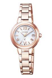 【今ならオリジナルトートバッグプレゼント】 クロスシー XC シチズン CITIZEN 正規メーカー延長保証付き ES9435-51A エコ・ドライブ 電波時計 正規品 腕時計