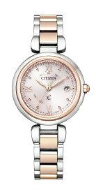 【5/16まで刻印サービス】 クロスシー XC シチズン CITIZEN 正規メーカー延長保証付き ES9465-50W エコ・ドライブ 電波時計 北川景子 着用モデル 正規品 腕時計