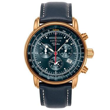 【7/1までオリジナル折り畳み傘プレゼント】 正規品 ZEPPELIN ツェッペリン 8682-3 100周年記念モデル 日本限定モデル 腕時計