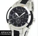 クーポン利用で1000円OFF ★送料無料【ARMANI EXCHANGE】アルマーニ・エクスチェンジ AX1214 メンズ腕時計 watch メタ…