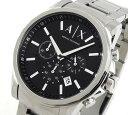 【送料無料】ARMANI EXCHANGE ax armani exchange アルマーニエクスチェンジ クロノグラフ メンズ腕時計 時計 watch …