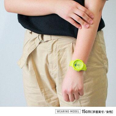 BOX訳ありCASIOカシオBaby-GベビーG秒針付きBGS-100レディース腕時計防水歩数計測ランニングウォッチジョギングスポーツデジタル白ホワイト黒ブラックピンク海外モデル誕生日プレゼント女性ギフト