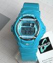 CASIO カシオ Baby-G ベビーG ベイビージー Color Display Series ブルー カラーディスプレイシリーズ BG-169R-2B 海…