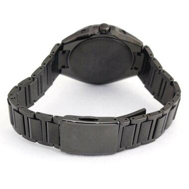 CITIZENシチズンATTESAアテッサCB3015-53E国内正規品メンズ腕時計ウォッチメタルバンドエコドライブ電波アナログ黒ブラックダイレクトフライト針表示パーフェックス