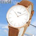 ★送料無料 CLUSE クルース La Boheme ラ・ボエーム CL18011 38mm 海外モデル レディース 腕時計 ウォッチ 革バンド …