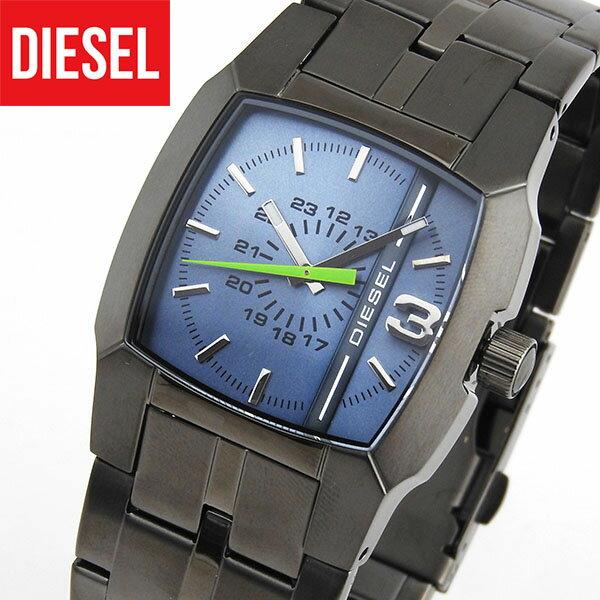 訳あり商品【送料無料】ディーゼル 時計 腕時計 メンズ watchアナログ DIESEL CERAMIC DZ1602 ブルー ガンメタル 海外モデル クリフハンガー 誕生日プレゼント 男性 ギフト 就職祝い 入学式