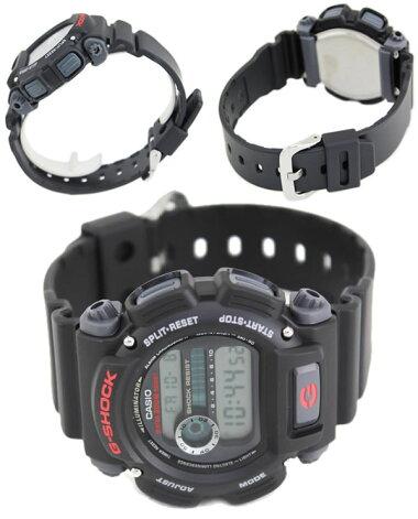 CASIOカシオG-SHOCKGショックジーショックgshockDW-9052-1V海外モデルメンズ腕時計新品時計多機能防水ウォッチ黒ブラックスポーツ商品到着後レビューを書いて3年保証誕生日プレゼントギフト