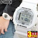 CASIOカシオG-SHOCKGショックジーショックMarineWhiteマリンホワイトDW-5600MW-7メンズ腕時計ウレタン多機能クオーツデジタル白ホワイト白系グレー海外モデル