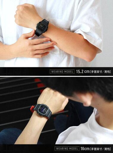 CASIOカシオG-SHOCKGショックジーショックアナログデジタル多機能黒ブラック赤レッド茶ブラウンメンズ誕生日プレゼント男性ギフト海外モデル