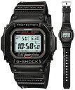 CASIO カシオ Gショック ジーショック G-SHOCK タフソーラー電波時計 電波 ソーラー デジタル スクエア GW-S5600-1JF 国内正規品 RM Series アールエムシリーズ 黒 ブラック メンズ 腕時計 時計 多機能 防水