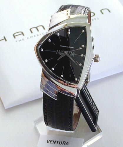 【送料無料】ハミルトン 腕時計 50年代復刻モデル MIB メンズサイズHAMILTON ベンチュラ H24411732 誕生日プレゼント 男性 父の日ギフト