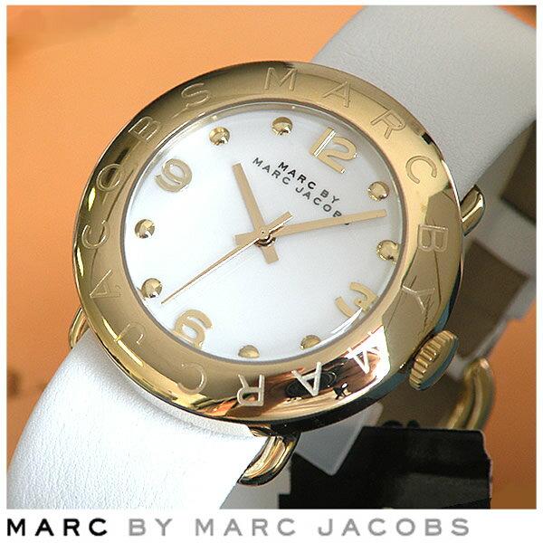 【送料無料】マーク バイ マーク ジェイコブス MARC BY MARC JACOBS MARCJACOBS マークバイマーク ジェイコブス MBM1150 レディース 腕時計ゴールド 白 ホワイト 誕生日プレゼント 女性 ギフト 就職祝い 入学式