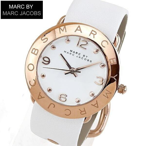 【送料無料】マーク バイ マーク ジェイコブス MARC BY MARC JACOBS Amy エイミー MBM1180 レディース 腕時計 レザーバンド 時計 誕生日プレゼント 女性 ギフト