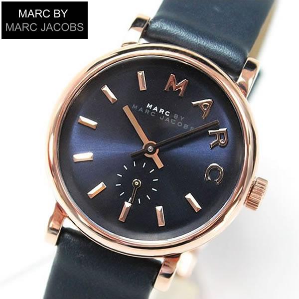 【送料無料】マーク バイ マーク ジェイコブス MARC BY MARC JACOBS MARCJACOBS マークバイマーク MBM1331 ベイカー BAKER レディース腕時計 時計 ブルー ネイビー 濃紺 海外モデル 誕生日プレゼント 女性 ギフト