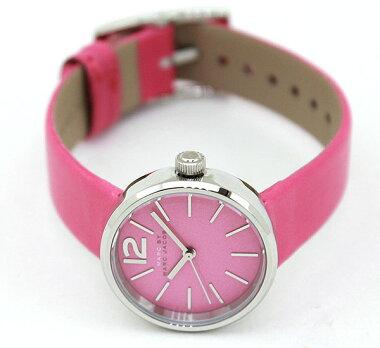 【針訳あり】MARCBYMARCJACOBSマークバイマークジェイコブスPEGGYペギーMBM1369海外モデルレディース腕時計ウォッチ革ベルトレザークオーツアナログピンク