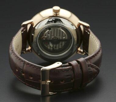 SalvatoreMarraサルバトーレマーラSM17114海外モデルメンズ腕時計ウォッチ革バンドレザー自動巻きカジュアルアナログ