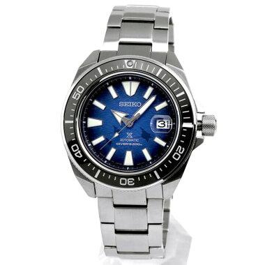 SEIKOセイコーPROSPEXプロスペックスダイバースキューバSavetheOceanスペシャル限定自動巻きメンズ腕時計時計銀青誕生日プレゼント男性ギフトSBDY065国内正規品商品到着後レビューを書いて7年保証