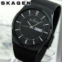 【送料無料】SKAGEN スカーゲン SKW6006 海外モデル メンズ 腕時計 ウォッチ チタン メタル バンド クオーツ アナログ…