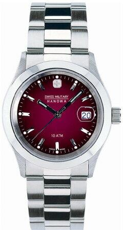 【送料無料】【SWISS MILITARY】スイスミリタリー 腕時計時計 ELEGANTエレガント ボルドーML180 ML-180 誕生日 ギフト
