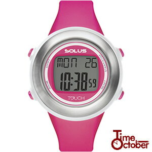 【送料無料】SOLUS Leisure 850 ソーラス 多機能 運動 ダイエット 腕時計レディース 時計 01-850-004 ピンク ランニング スポーツ 健康 トレーニング ウォーキングスポーツ 誕生日プレゼント 女性 ギフト