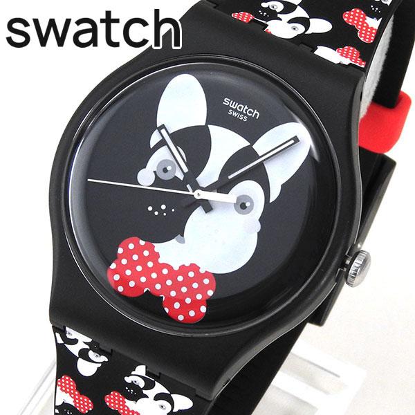 【送料無料】SWATCH スウォッチ ORIGINALS GENT オリジナル・ジェント アンディベイビー SUOB115 ユニセックス メンズ レディース 腕時計誕生日プレゼント 男性 女性 ギフト