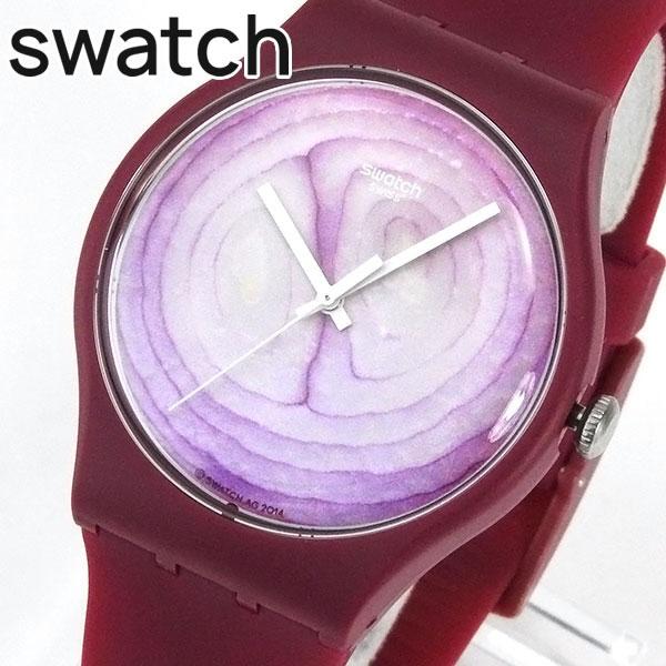 【送料無料】SWATCH スウォッチ SUOP105 ONIONE オニオーネ ユニセックス メンズ レディース 腕時計誕生日プレゼント 男性 女性 ギフト