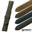 【ヒルシュ】Heritage ヘリテージ カーフ ブラック/ブラウン/ハニー 時計ベルト 時計バンド