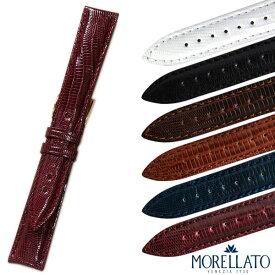 【モレラート】VOLTERRA ボルテラ テジュー ホワイト/ブラック/ブラウン/ブルー/ワイン 時計ベルト 時計バンド