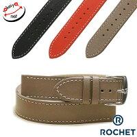【ROCHET】ロシェDT.MANHATTANマンハッタン2重巻きブラック/オレンジ/トープ/グレー時計ベルト時計バンド