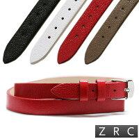 【ZRC】ズッコロDT.TRENDYトレンディ2重巻きラム時計ベルト