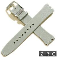 【ZRC】ズッコロLAREDO(ラレード)スウォッチ用ゴートカーフ時計ベルト16mm