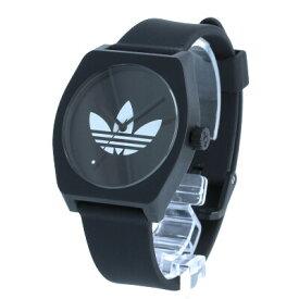 adidas originals / アディダス オリジナルス Z10-3261 PROCESS_SP1 プロセス トレフォイル 腕時計 ブラック ラバー メンズ レディース ユニセックス スポーツ 【あす楽対応_東海】