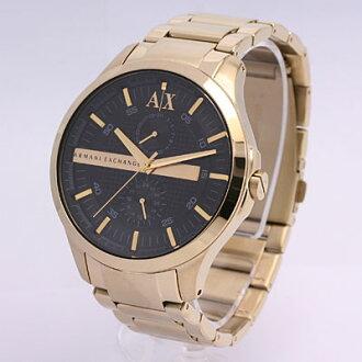 AX/阿玛尼交换AX2122/计时仪人手表