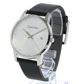 CALVIN KLEIN / カルバンクライン K2G2G1CX City シティ 腕時計 メンズ レザーベルト CK【あす楽対応_東海】