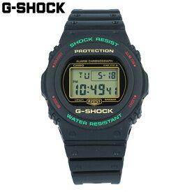 CASIO カシオ G-SHOCK ジーショック Gショック 腕時計 時計 メンズ レディース ユニセックス デジタル スティング ラウンド ベーシックモデル 防水 カジュアル アウトドア スポーツ ブラック 黒 復刻 DW-5700TH-1 プレゼント ギフト 1年保証 送料無料