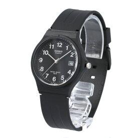 CASIO QUARTZ / カシオクオーツ MW-59-1B STANDARD スタンダード 腕時計 メンズ レディース ユニセックス チープカシオ チプカシ ブラック カレンダー 【あす楽対応_東海】