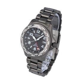 CITIZEN / シチズン Eco-Drive エコドライブ BJ7107-83E 腕時計 メンズ PROMASTER プロマスター ワールドタイム GMT ソーラー 【あす楽対応_東海】