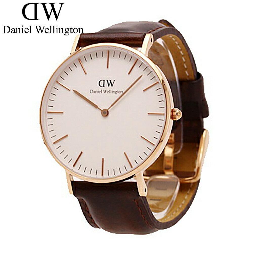DANIEL WELLINGTON/ダニエル ウェリントン 0511DW腕時計/ローズ 36mm Classic Bristol クラシック ブリストル DW00100039【あす楽対応_東海】