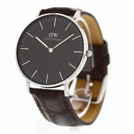 Daniel Wellington / ダニエル ウェリントンClassic Black York DW0010014636mm 腕時計 黒文字盤【あす楽対応_東海】