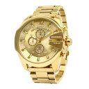 【年明けポイントアップセール!ポイント10倍!】DIESEL/ディーゼル DZ4360 MEGA CHIEF メガチーフ腕時計【あす楽対…