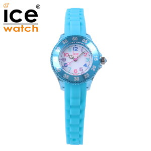 ICEWATCH アイスウォッチ ICE Princess アイス プリンセス腕時計 時計 キッズ レディース クオーツ 3針 ラバー ターコイズ ブルー ホワイト カラフル 016415プレゼント ギフト 1年保証 送料無料