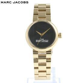 THE MARC JACOBS / ザ マークジェイコブス MJ0120179280 ザ ラウンドウォッチ 腕時計 レディース ローズゴールド ブラック ステンレス 母の日 【あす楽対応_東海】