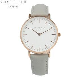 ROSEFIELD / ローズフィールド BWGR-B9 BOWERY バワリー 腕時計 レディース シンプル 父の日 【あす楽対応_東海】