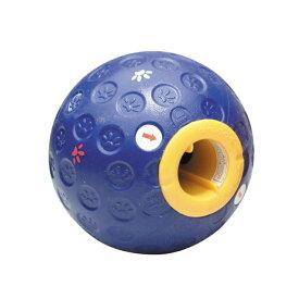 ファンタジーワールド トリートボール:L 14cm ブルー DTB-LB (犬用おもちゃ)【ネコポス不可】