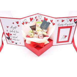 チョコレート ホワイトデーギフト ポップショコラ12本詰め合わせLoveBox