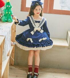 Lolita系 3点セット ハロウィン クリスマス キッズ 女児 コスチューム 子供 衣装 ドレス アリス ハロウィン仮装 衣装 子供ドレス 子供 ワンピース 可愛い